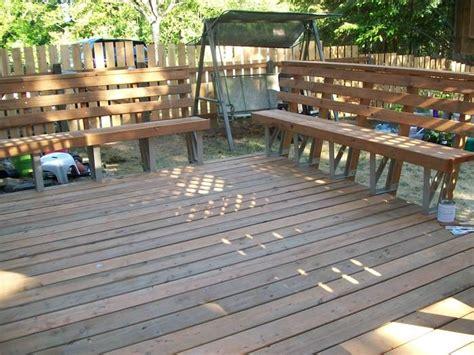 2x4 basics bench brackets for decks 2x4 basics deck bench brackets sand 2 pk model 90168