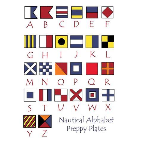 free nautical printable letters sailor s font alphabet print 28 images free font