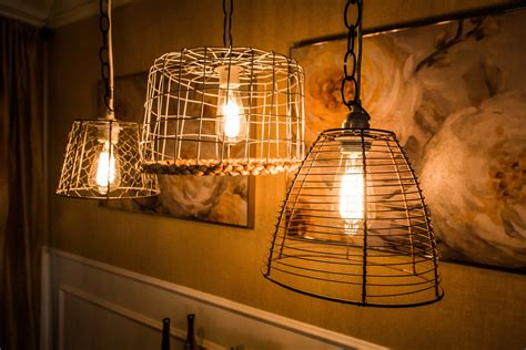 diy basket lamps home family hallmark channel