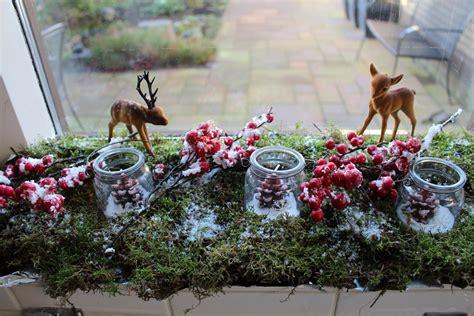 tafel kerstversiering maken kerstversiering bij mij thuis dit is ons