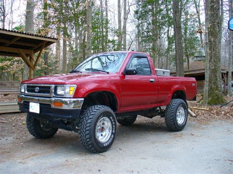 Lifted 93 Toyota Another 22reyotapwr 1993 Toyota Regular Cab Post 3741040