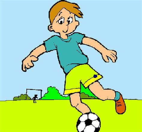 imagenes de goku jugando futbol dibujo de jugar a f 250 tbol pintado por hvhvv en dibujos net
