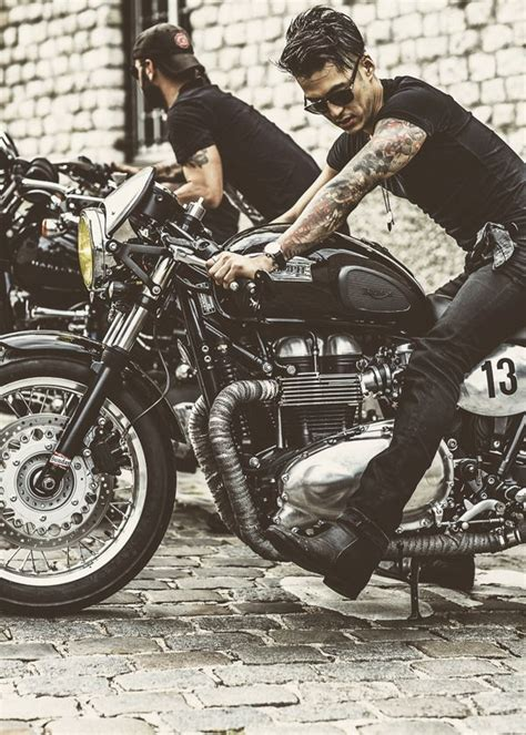 triumph motorcycle tattoo designs best 25 motorcycle tattoos ideas on biker