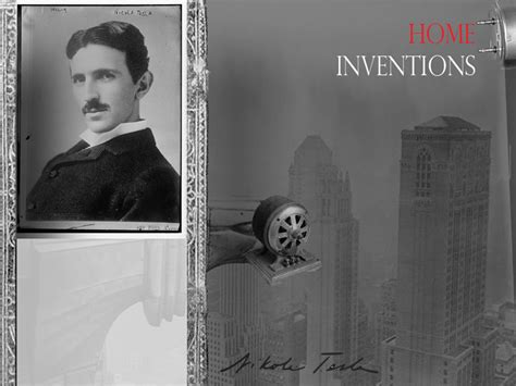 What Did Nikola Tesla Invented Inventions
