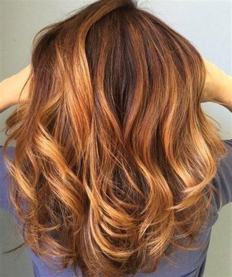 auburn hair color with highlights best 25 auburn hair highlights ideas on