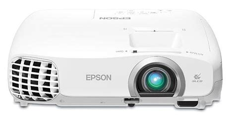 epson powerlite home cinema 2030 3d lcd projector sound