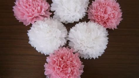 How To Make Flowers Out Of Paper Napkins - how to make flowers out of