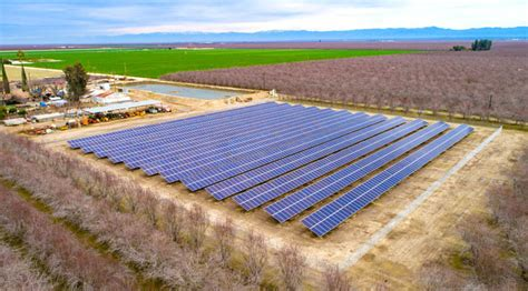 hester orchards california calcom and sunlink partner to bring solar to farms in