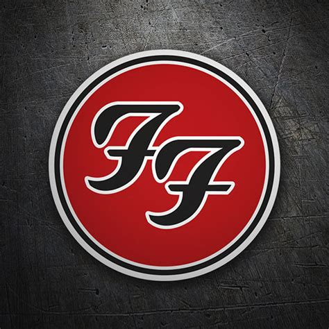 Foo Fighters Stickers