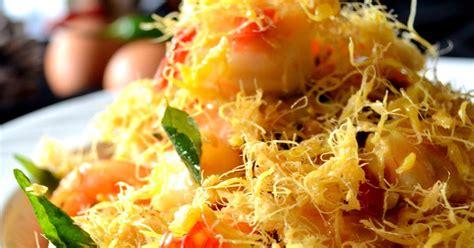 lada ok flos butter prawn udang mentega sure tak dapat tolak