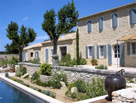 newly built newly built houses in the luberon a provencal mas made
