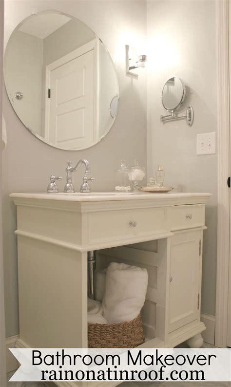 diy bathroom makeover on a budget bathroom renovation on a budget
