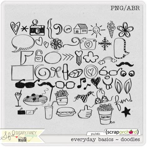 1000 Images About Scrapbook Doodle It On