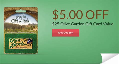 olive garden coupons november 2015 save 5 off a 25 olive garden gift card mojosavings com