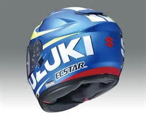 Suzuki Helmets Product Shoei Gt Air Suzuki Motogp Helmet Cycleonline