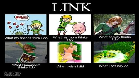 Funny Link Memes - the legend of meme a compilation of the best zelda memes