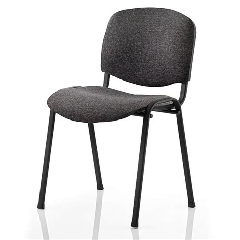 conference stacking chairs padded fabric seats  delivery