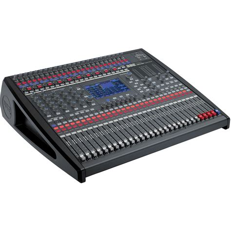 Mixing Desks by Bbe Sound Mp24m 24 In 15 Out Digital Mixing Desk Mp24m B H