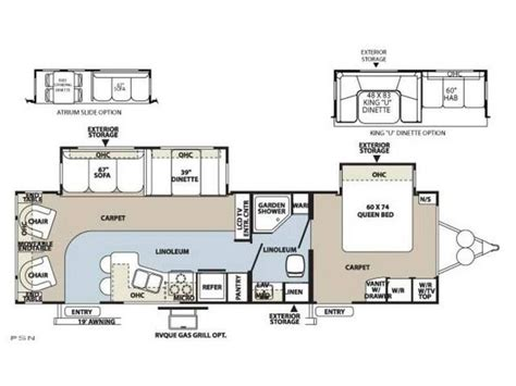 rockwood travel trailers floor plans 1000 ideas about rockwood travel trailers on pinterest