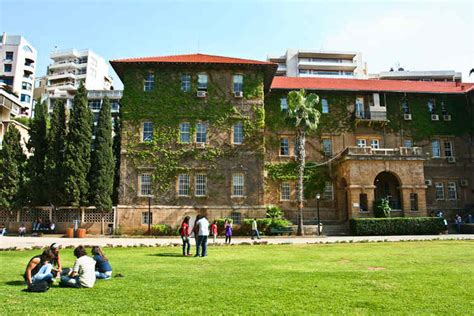 American Of Beirut Mba Ranking by 18 Recent Pictures To Celebrate Aub S 150th