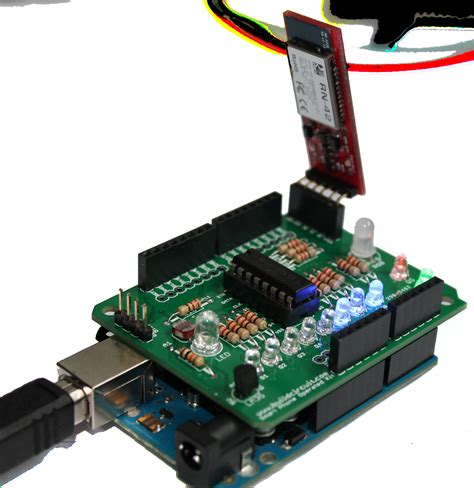 diy bluetooth projects fritzing project android arduino bluetooth communication do it yourself diy shield circuit