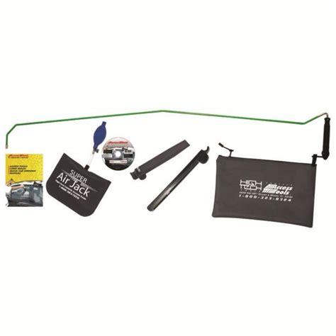 air bladder for opening car door the slim jim access tools sj2