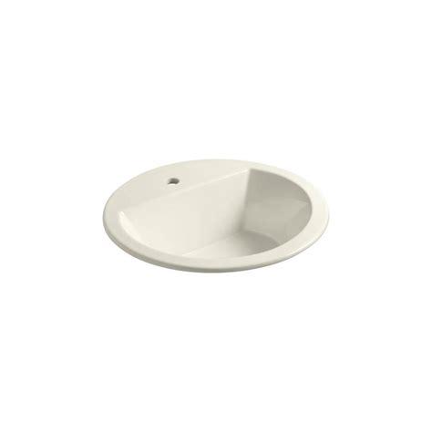 self rimmed bathroom sink bootz industries laurel self rimming bathroom sink in white 021 2435 00 the home depot