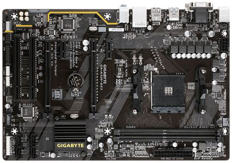 Gigabyte Ga A320m Hd2 gigabyte a320 ds3 and a320m hd2 socket am4 motherboards introduced eteknix