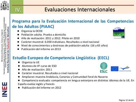 ministerio de educacion cada ano habra evaluaciones de ascenso de evaluaci 243 n del modelo educativo 191 c 243 mo se desarrollan y