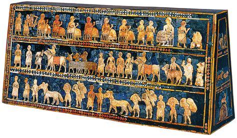 tavole sumeriche royal cemetery of ur cimitero reale di ur abu tbeirah