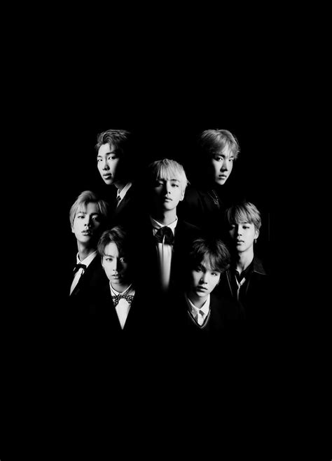 bts white wallpaper they look like those black market leaders that have so