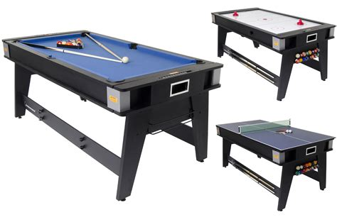 air hockey table price strikeworth 6 foot multi games table liberty games