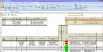Allergen Risk Assessment Template by Brc Food Safety