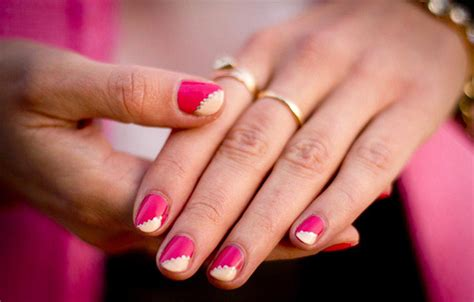 easy nail art designs to do at home get smarty creative with cool nail designs to do at home