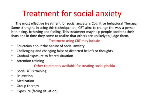how to get a therapy for anxiety social phobia in australia treatment symptoms and triggers