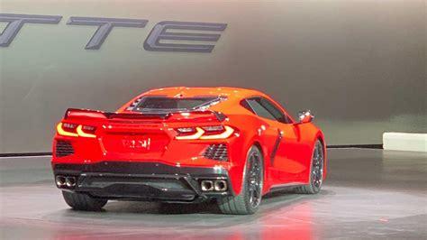 2020 Chevrolet Corvette Images by 2020 Chevrolet Corvette Live Motor1 Photos