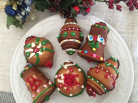 3d round ornament cookie recipe cookies 3d ornament tea cakes decorated to your liking recipeideas flavorsswap