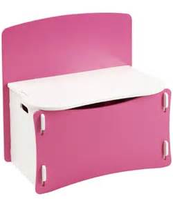 pink toy box bench kidsaw blush pink toy box bench review compare prices