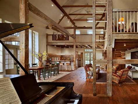 barn home interiors interior space pole barn studio design gallery best design