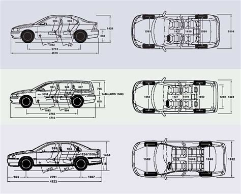 Volvo V40 Interior Dimensions by Volvo S60 Dimensions
