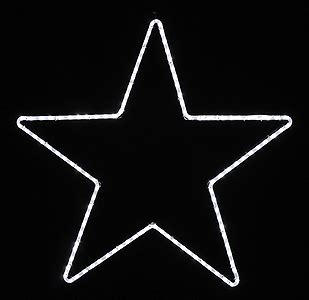 large lighted star outdoors star of bethlehem lighted outdoor christmas decorations