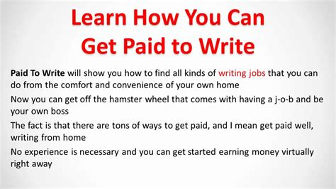 how can i get a job on deadliest catch get paid to write writing jobs that pay well youtube