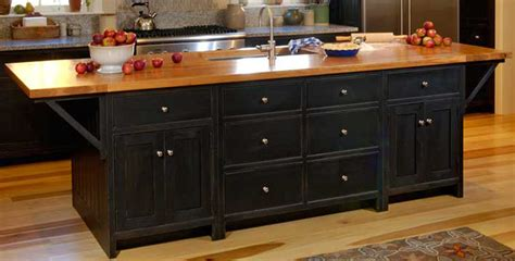 kitchen islands with butcher block tops t l stewart cabinetmakers ottawa valley wood a directory of all things wood