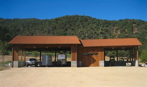 outbuildings design ranch outbuildings design
