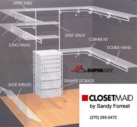Wire Shelving Closet Design Closetmaid Of Western Kentucky Closets By Design
