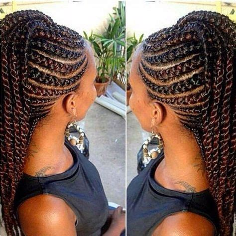 african braid rxtension picture cornrows updo afro africanhairbraiding hairedtensions