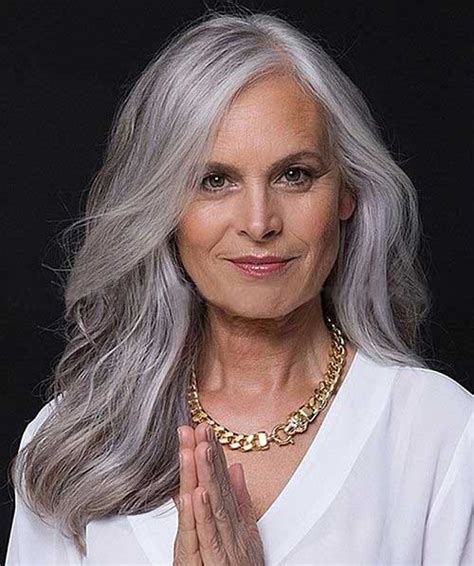 hairstyles for age 48 long hair after 40 doesn t automatically make you look