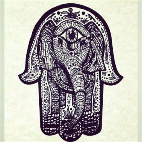 222 best tat hamsa images 216 best images about deas on henna
