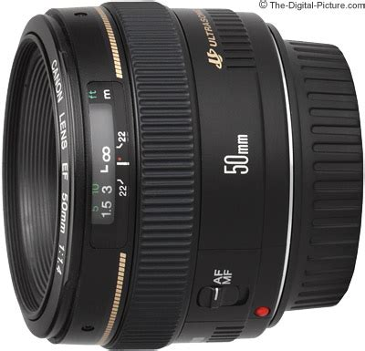 canon ef 50mm f/1.4 usm lens review