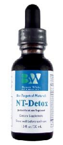 Detox Nutrition Shoppe Ta Fl by Buy Nt Detox From Byron White Formulas Free Shipping